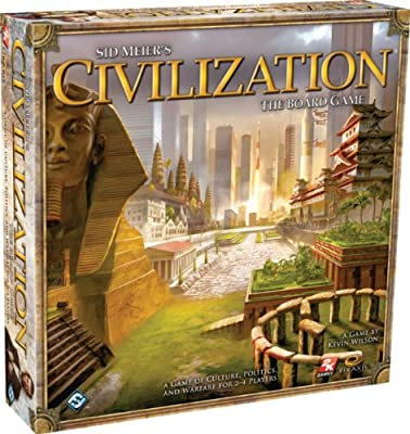 Civilization The Board Game from Fantasy Flight Games