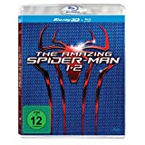 The Amazing Spider-Man / The Amazing Spider-Man 2: Rise of Electro 3D + 2D Version - 3D Blu-ray