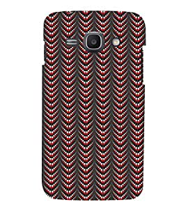 EPICCASE curtains down Mobile Back Case Cover For Samsung Galaxy Ace 3 (Designer Case)