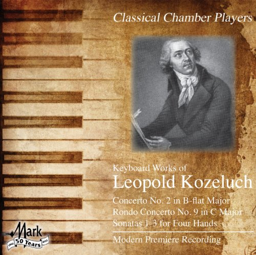 Piano Concerto No. 2 In B-Flat Major (Arr. T.M. Parish For Piano And Chamber Ensemble): Ii. Adagio