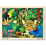Melissa & Doug Rainforest Jigsaw 48 pcs Puzzle