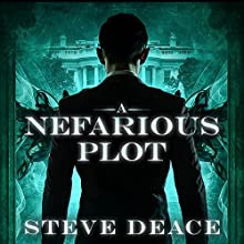 A Nefarious Plot Audiobook by Steve Deace Narrated by Michael DeAngelo