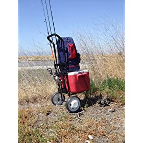 Genji Sports Foldable Fishing Cart/Beach Cart