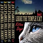 Lekke the Temple Cat, Books 1-4 | D. B. Stewart