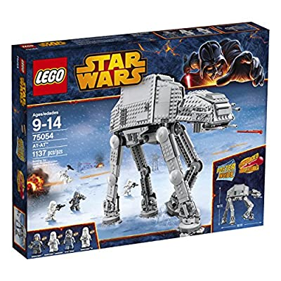 LEGO Star Wars 75054 AT-AT Building Toy from LEGO