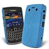 Celicious Sky Blue Perforated Mesh Case for BlackBerry Bold 9780 / 9700 BlackBerry Bold 9780 Case Cover