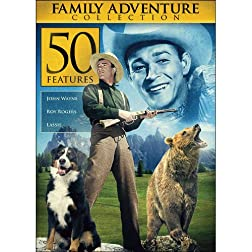 50-Feature Family Adventure Collection