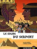 Les enfants du Nil, Tome 15 : Le signe du serpent