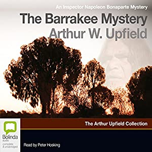 The Barrakee Mystery Audiobook