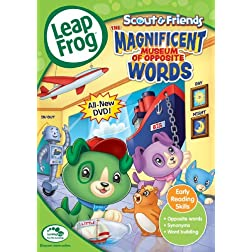 Leapfrog: Magnificent Museum of Opposite Words