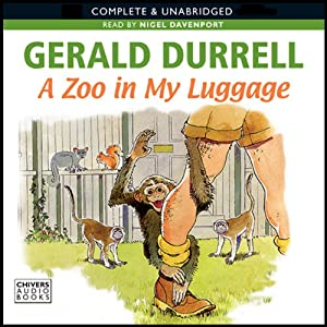 A Zoo in My Luggage | [Gerald Durrell]