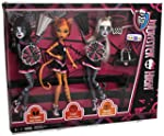 Cheerleaders Monster High Pack 3. Pur...