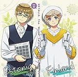 アニメ「 ヘタリア The World Twinkle 」 キャラクターCD Vol.6 フィンランド & エストニア