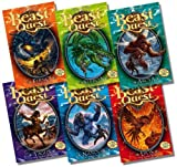 Adam Blade Beast Quest Series 1 Collection - 6 Books RRP £29.94 (1. Ferno the Fire Dragon; 2. Sepron the Sea Serpent; 3. Arcta the Mountain Giant; 4. Tagus the Horse-Man; 5. Nanook the Snow Monster; 6. Epos the Flame Bird)