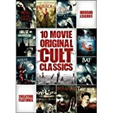 Cover art for  10-Film Horror Cult Classics Collection