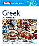 Berlitz: Greek Phrase Book & CD (Berl...