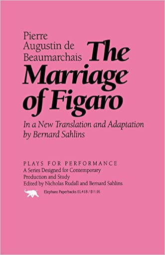 The Marriage of Figaro (Plays for Performance Series)