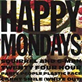 Squirrel And G-Man Twenty Four Hour Party People Plastic Face Carnt Smile (White Out)by Happy Mondays