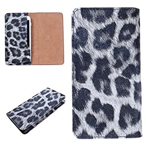 DooDa PU Leather Case Cover For Alcatel POP C7