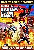 Harlem Double Feature: Harlem Rides The Range (1939) / Murder In Harlem (1935)