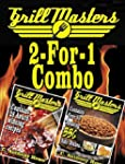 The GRILLMASTERS 2-FOR-1 BBQ COMBO CO...