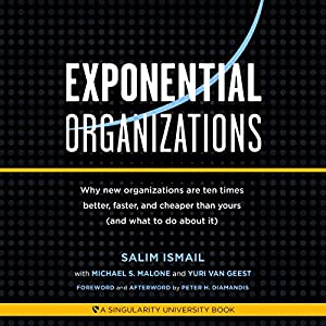 Exponential Organizations Audiobook