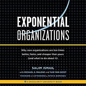Exponential Organizations | Livre audio