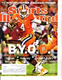 Sports Illustrated Magazine November 16, 2015 Clemson BYOD