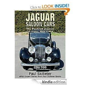 Jaguar Saloon Cars - The Pushrod Jaguars (ePub Expert Series) Paul Skilleter