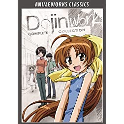 Dojin Work - Complete Collection (AnimeWorks Classics)