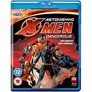 Astonishing X-Men: A Dangerous [Blu-ray] [Import anglais]