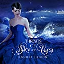Threats of Sky and Sea Audiobook by Jennifer Ellision Narrated by Misty Daugherty