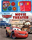 img - for Disney Pixar Cars: Movie Theater Storybook & Movie Projector book / textbook / text book