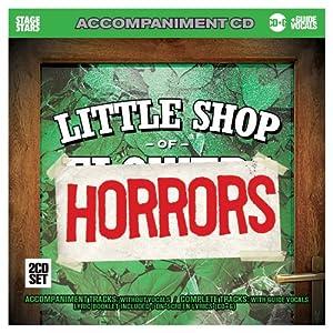 Little Shop of Horrors (karaoke/accompaniment CD)