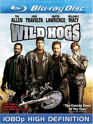 Wild Hogs [Blu-ray] by Touchstone Home Entertainment