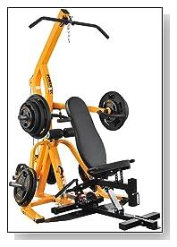 Powertec Fitness Workbench Levergym Review