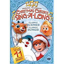 ORIGINAL CHRISTMAS CLASSICS SING ALONG, THE