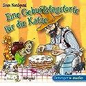 Eine Geburtstagstorte für die Katze (Pettersson und Findus Hörspiel) Hörspiel von Sven Nordqvist Gesprochen von: Laura Maire, Jens Wawrczeck, Fred Maire