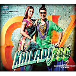 Khiladi 786  (Hindi Movie / Bollywood Film / Indian Cinema DVD)