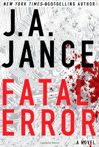 Image of Fatal Error: A Novel (Ali Reynolds)