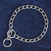 Guardian Gear Choke Chain Dog Collar Heavy Wt. 3mm 22