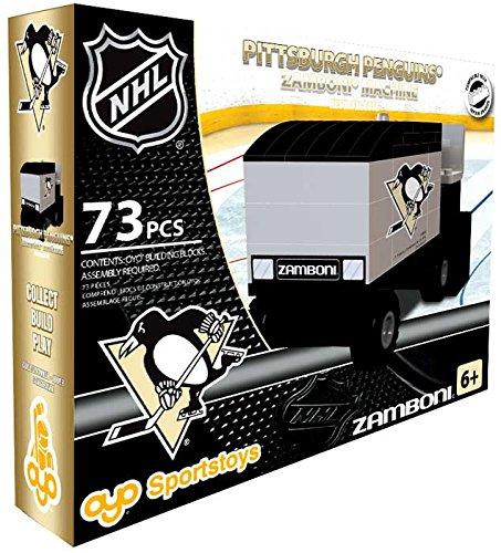 Oyo Hockey Nhl Building Brick Minifigure Zamboni Machine