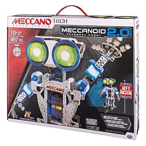 메카노 메카노이드 G15 Meccano MeccaNoid G15
