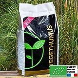 Frayssinet - Vegethumus Bio 25 kg. Amendement organique. Formule pro concentrée.