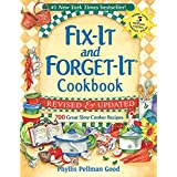 Fix-It and Forget-It Revised and Updated: 700 Great Slow Cooker Recipes ~ Dawn J. Ranck