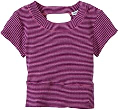 Splendid Big Girls39 Classic Stripe Cropped Top Kid
