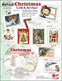 ScrapSMART - Christmas Cards and Envelopes Software Collection (CARDXM143)
