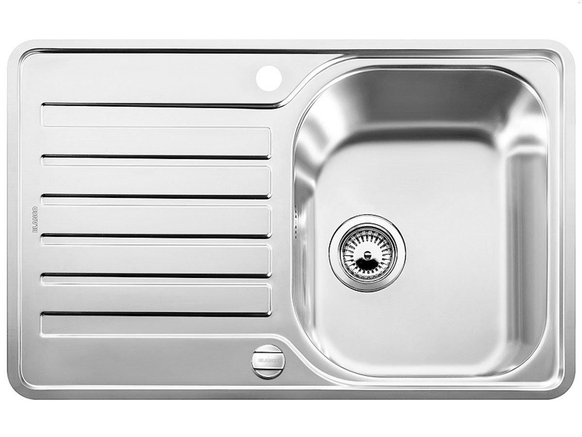 Blanco Lantos 45 SIF Compact Edelstahl Bürstfinish Küchenspüle flächenbündig  BaumarktKundenbewertung und Beschreibung
