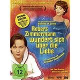 """Robert Zimmermann wundert sich �ber die Liebe (+ Audio-CD) [Special Edition]von """"Tom Schilling"""""""