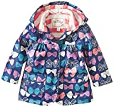 Hatley Little Girls  Girls Raincoat - Party Bows